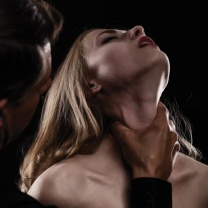 Breath play is one of the riskiest kink activities you can do.