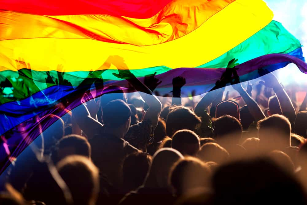 How Straight People Can Be Good Allies All Year Long